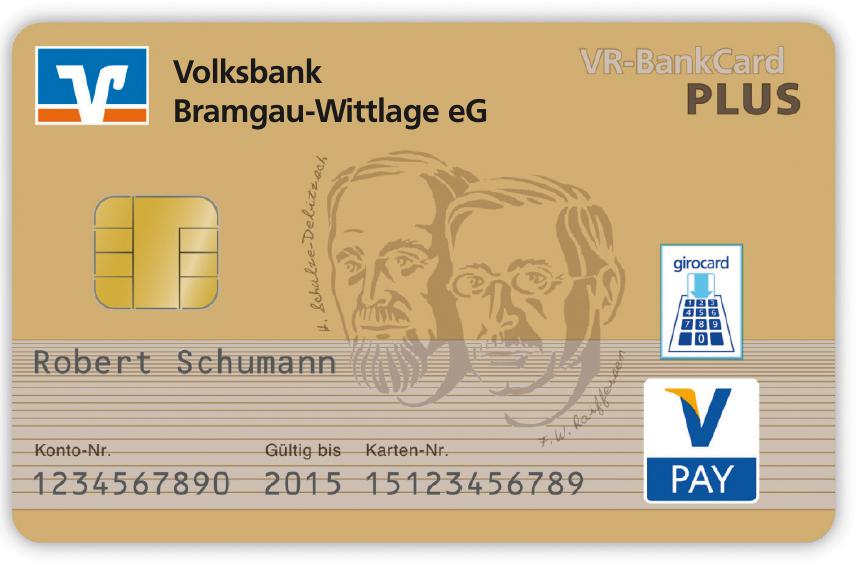 Volksbank Karte