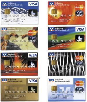 Volksbank Kreditkarte