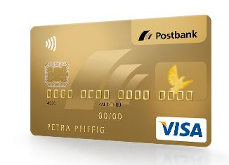 Postbank Giro Extra Plus Visa Gold