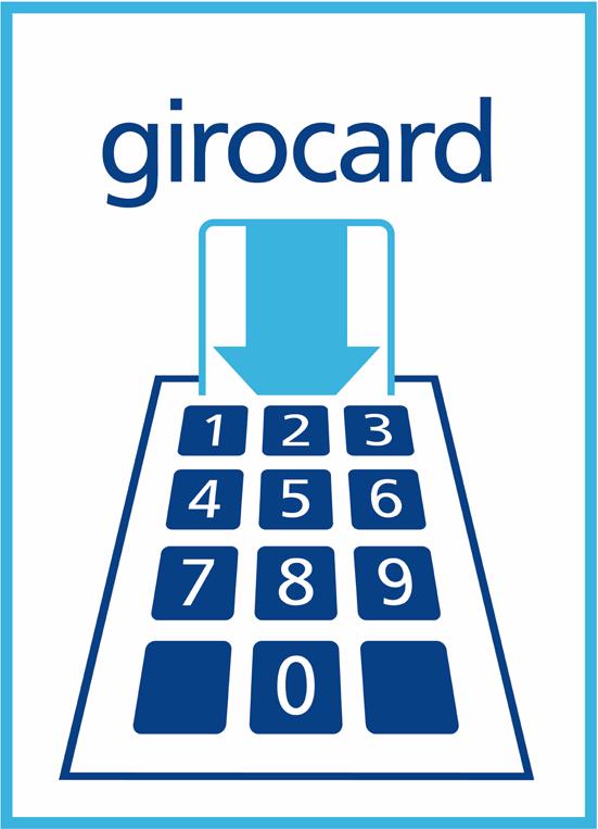 Girocard Zeichen