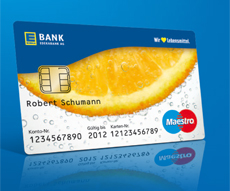 Edekabank EC Karte