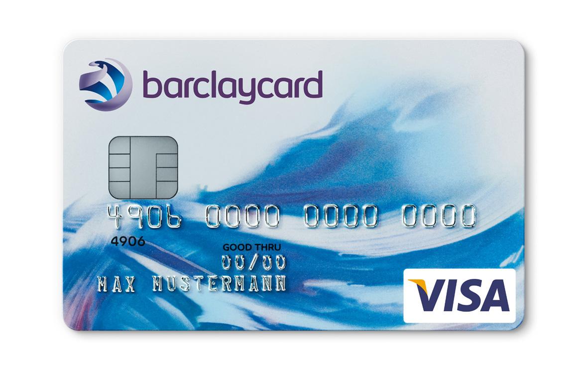 Visa Card kostenlos ohne Girokonto: Barclaycard New Visa