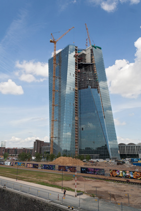 EZB Frankfurt Neubau