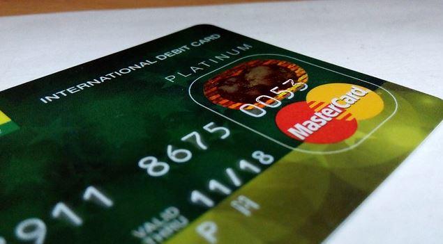 Kreditkartennummer