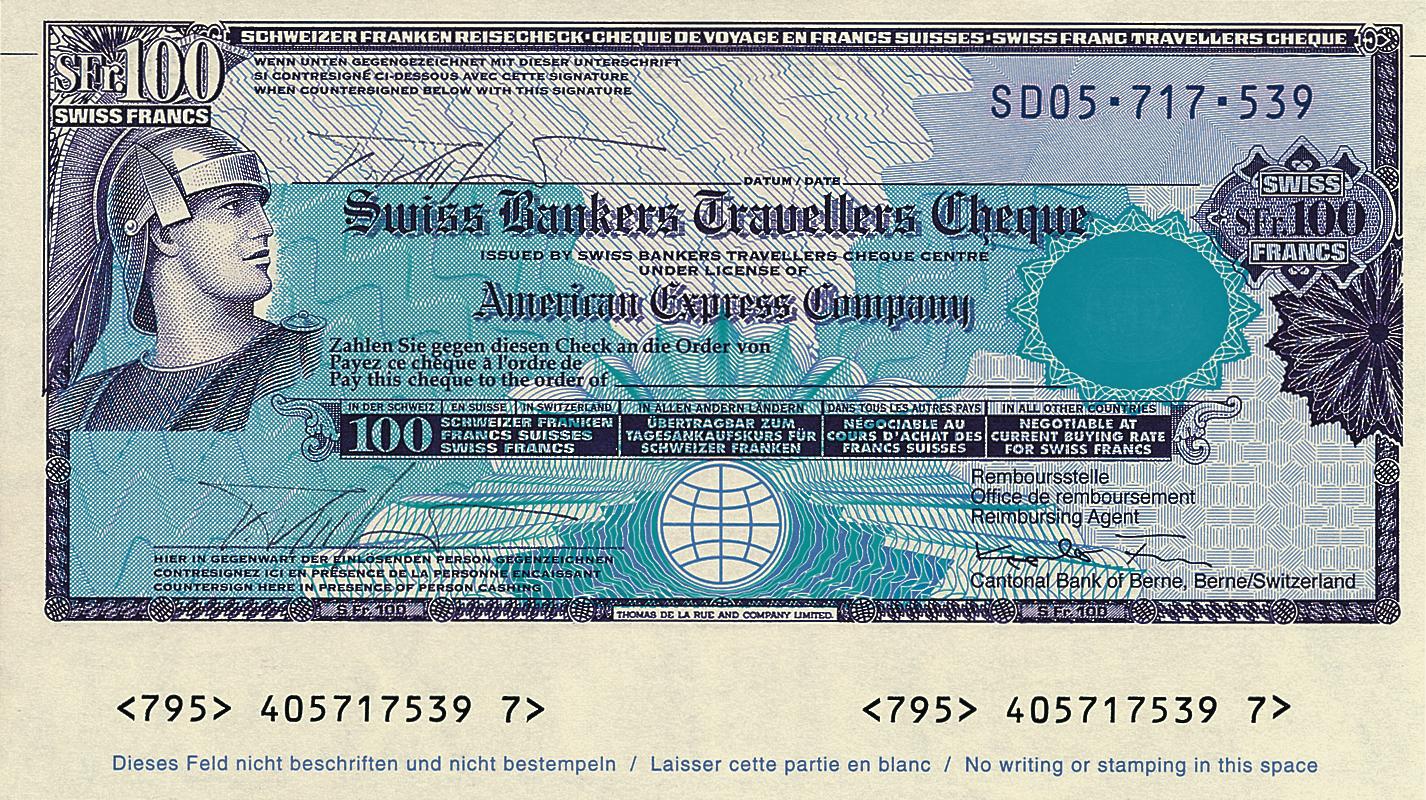 Traveller Checks Alle Infos Zu Travelers Cheques