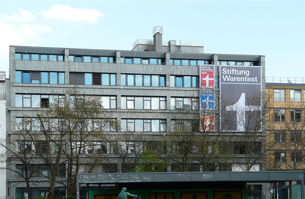 Stiftung Warentest Hauptsitz Berlin
