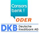 DKB oder Consorsbank Kreditkarte