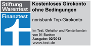 Norisbank Test