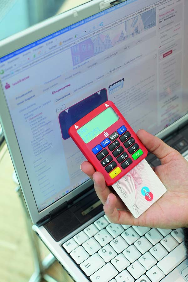 Sparkasse Online Banking