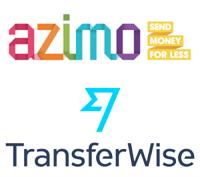 Azimo und Transferwise