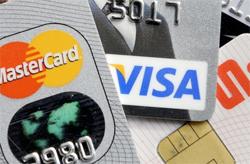 Girokonto: Kreditkarten und Kundenkarten