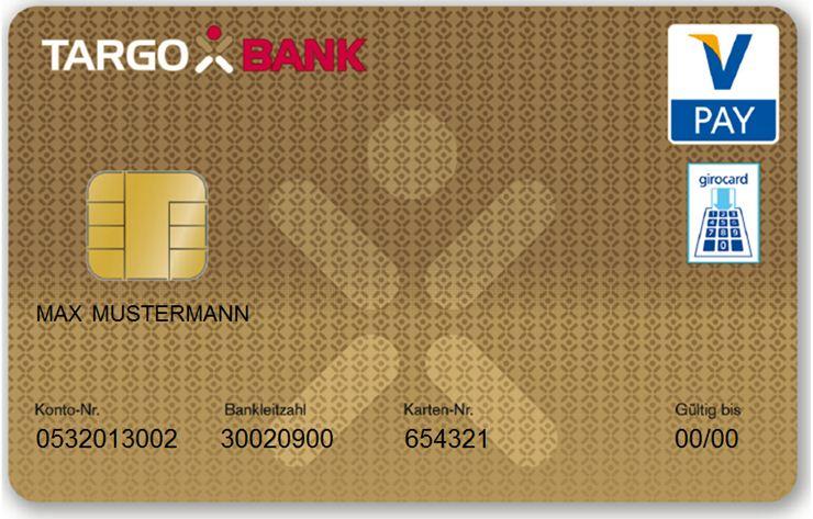 Blz Targo Bank