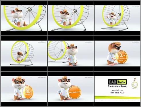 DAB Bank Hamster