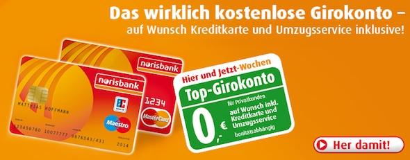 Norisbank EC Karte