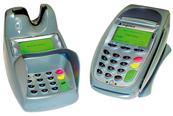 EC Kartenlesegerät