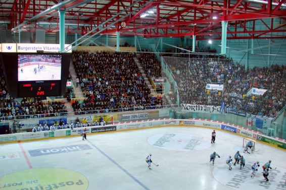 Diners Club Arena Rapperswil