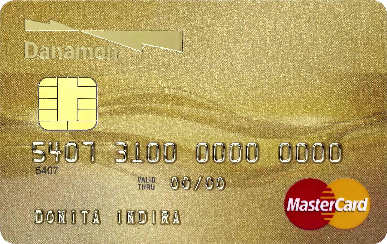MasterCard Karte Gold