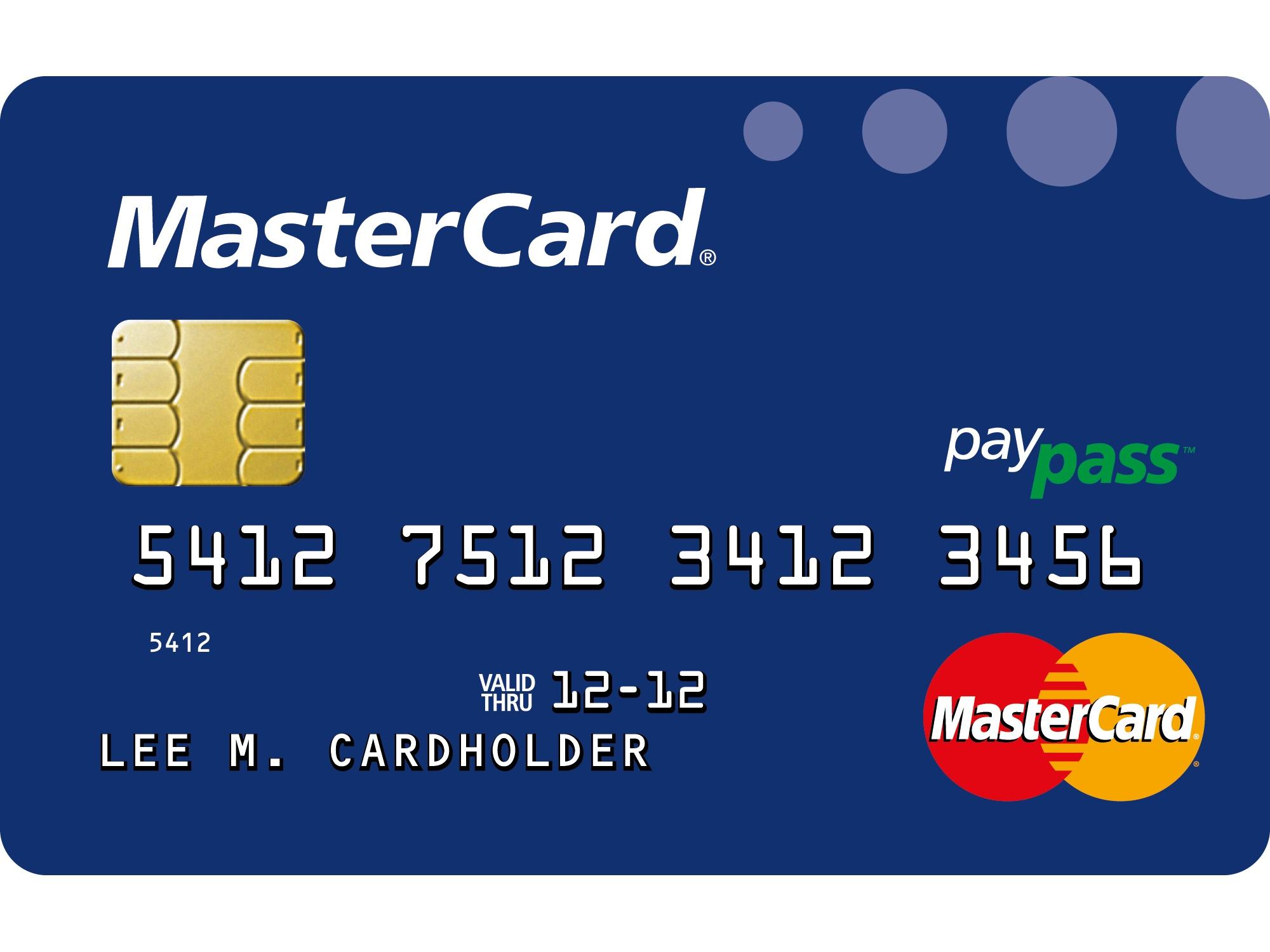 Mastercard KartenprГјfnummer