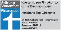 Norisbank Girokonto ohne Schufa