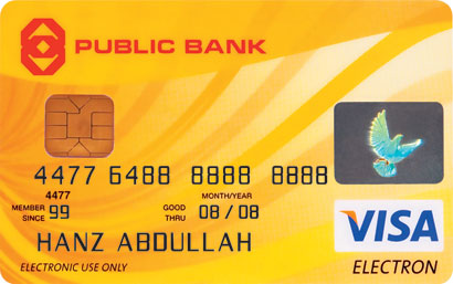 Unterschied Visa Visa Electron
