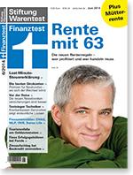 Stiftung Warentest Finanztest, Girokonto Vergleich 2015