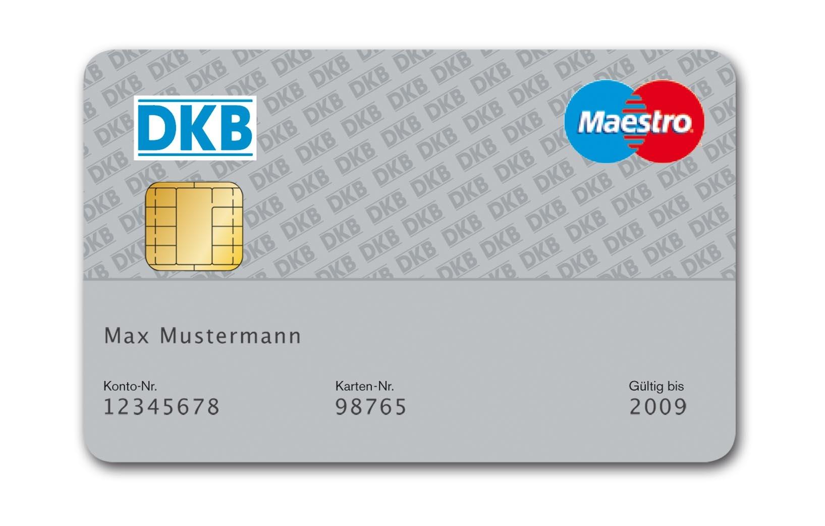 DKB EC Karte