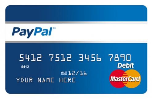 Paypal Karte Bestellen.Paypal Karte Bestellen