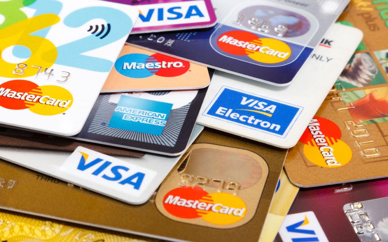 Partnerkarten, EC Karte und Kreditkarten, Girocard